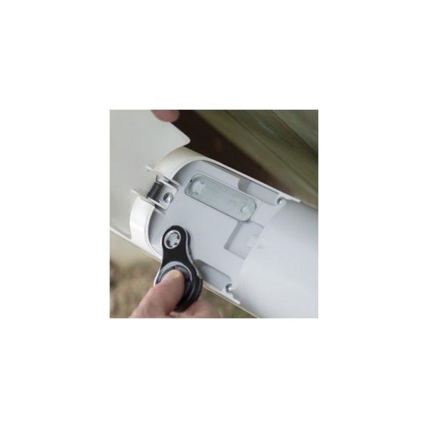 Motor puerta batiente -RAY