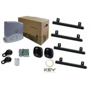 Kit KEY para puerta corredera hasta 500 kg TURBO 400