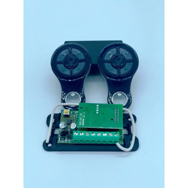 kit receptor y 2 emisores KEY