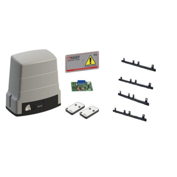 Kit VDS para puerta corredera ROGER KG30