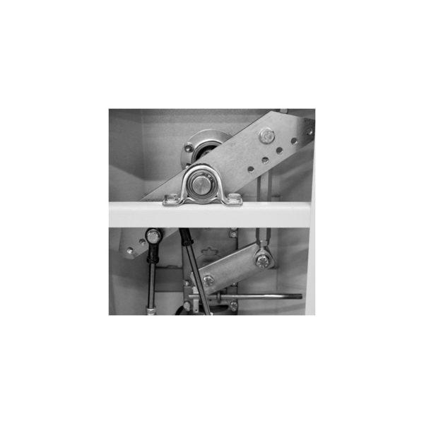 Barrera electro-mecánica con lámpara de señalización ALT 4K